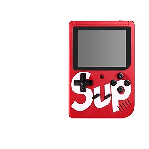 Spirili 400 in 1 Sup Game Box Rechargable Console/Led Screen/Retro Classic Gaming Console (Random Color)