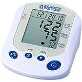 Bremed BD 8200Mesureur Pression Artérielle de bras entièrement automatique, classification LED Who, indicateur arythmie