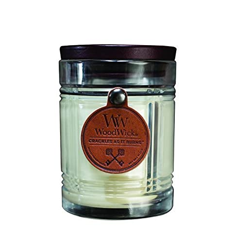 VANILLE - RESERVE WoodWick 8.5 oz Scented Jar Candles by VANILLE - RESERVE WoodWick 8.5 oz Scented Jar Can
