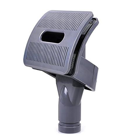 Keepow Remplacement de chien pour animal domestique Brosse de nettoyage Outil de toilettage pour aspirateur Dyson DC24DC25DC33DC62Dc65
