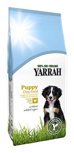 Yarrah Bio Hundefutter Huhn für Welpen, 1er Pack (1 x 3 kg)