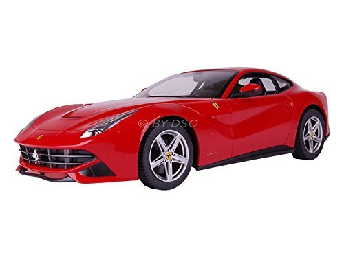 Global Gizmos Remote Control 1:14 scale Red Ferrari F12 Berlinetta BML51700RED by Global Gizmos