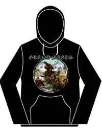 GRAND MAGUS - Iron Will - Kapuzenpulli / Hooded Sweater - Größe Size XL