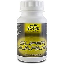 SOTYA - SOTYA Super Guaraná, 120 comprimidos, 600mg