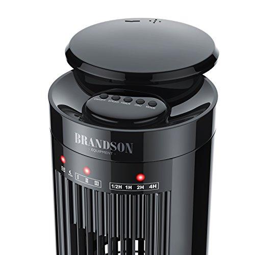 Brandson – Turmventilator mit Fernbedienung - 4