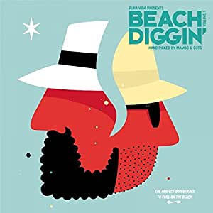 Pura Vida Presents : Beach Diggin' Volume 1