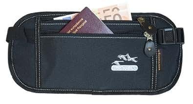 Trekking Ceinture voyage secrete pochette passeport papiers billets