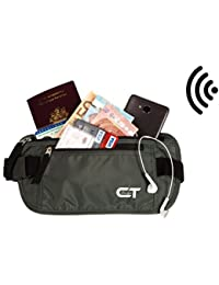 Pochette Sécurisée De Voyage Homme / Femme - Protection RFID Pour Protèger Tous Ses Bien