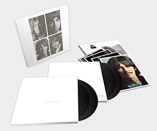 The Beatles (White Album) [VINYL]