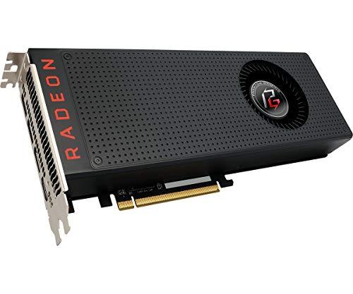 ASRock Phantom Gaming X Radeon RX VEGA 56 8GB Grafikkarte, VR-Ready, schwarz