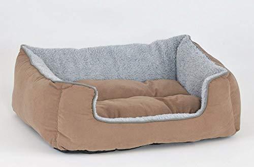 animal-design Restposten Kuschelsofa Cooper Hundebett Katzenbett Schlafplatz weich waschbar -