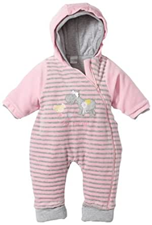 Stummer Baby - Mädchen Overall 11428, Gr. 62, Rosa (832 pink lady)