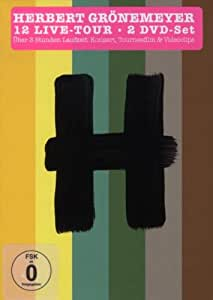 Herbert Grönemeyer - 12 Live [2 DVDs]