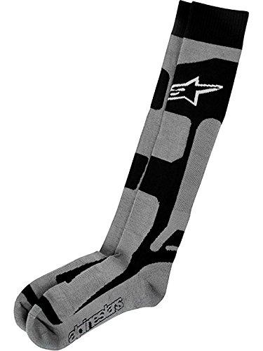Alpinestars Socken Tech Coolmax Grau Gr. S/M (Alpinestars Socken Coolmax)