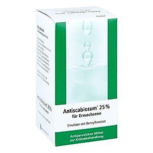Antiscabiosum 25%, 200 ml Emulsion