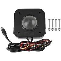 Trackball de Arcade 4.5cm Conector Redondo Iluminada de LED Ratón de Trackball PS / 2 PCB para Arcade