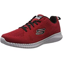 skechers uomo - Rosso - Amazon.it