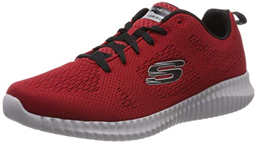 e Flex-Clear Leaf Sneaker, Rot (Red Black Rdbk), 45 EU ()