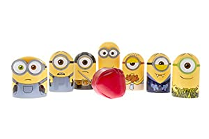 Minions Game - Indoor and Outdoor Bowling - Hit Them Out Throwing Game - Despicable Me Toy