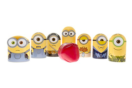 Image of Minions Game - Indoor and Outdoor Bowling - Hit Them Out Throwing Game - Despicable Me Toy