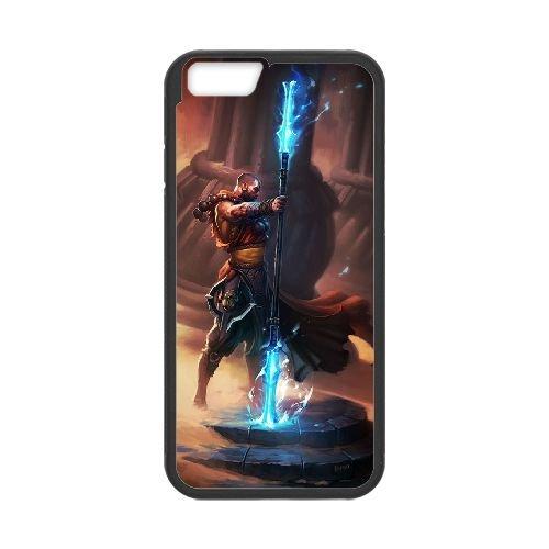 Diablo coque iPhone 6 4.7 Inch Housse téléphone Noir de couverture de cas coque EBDXJKNBO09173
