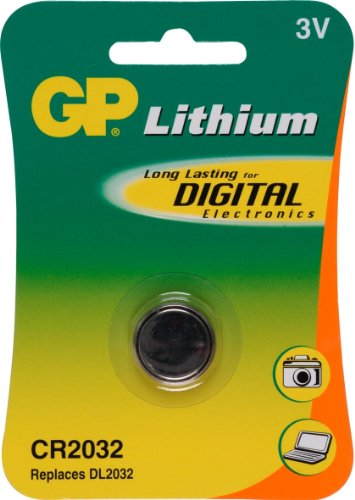 GP Battery 060EU2032-U1