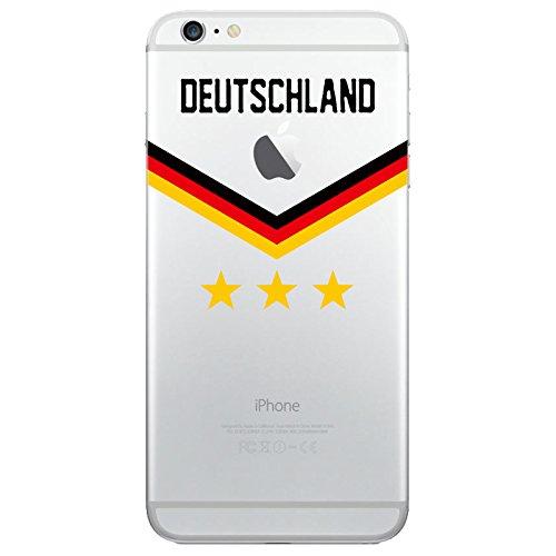 iPhone 6 6S Handyhülle Schutzhülle Hülle Silikon Cover Case Ultra Dünn Slim Backcover TPU transparent Deutschland