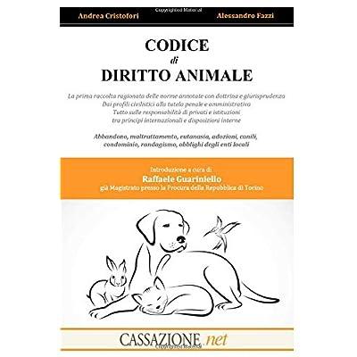 Codice Di Diritto Animale