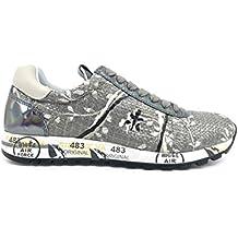 PREMIATA Damen Lucyd2952 Rosa Leder Sneakers kaREri