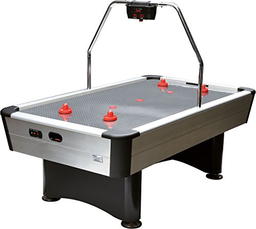 Heiku-Sport Air-Hockey Tisch Master Silver Steel (Air-hockey-tisch)