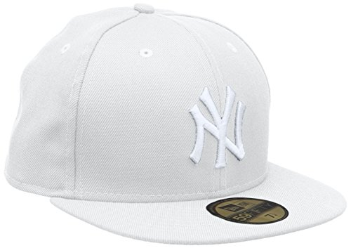 c78a350e34d New Era Men s MLB Basic NY Yankees 59Fifty Fitted Baseball Cap