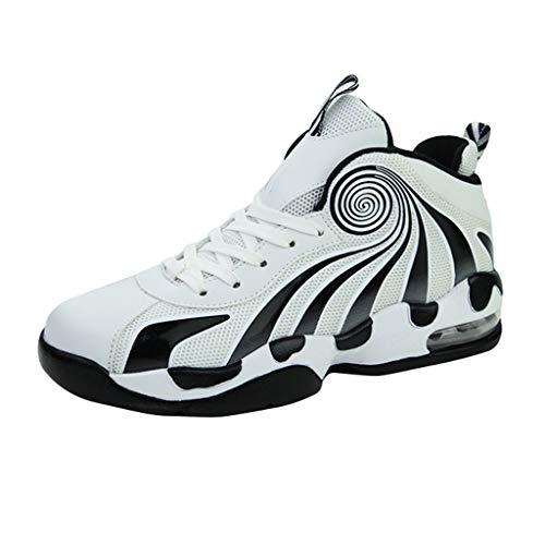 Drift Cat Leder Casual Schuh (TWISFER Herren Damen Laufschuhe Sneaker Outdoor Sportschuhe Air Cushion Freizeit Turnschuhe Atmungsaktive Fitness Schuhe)