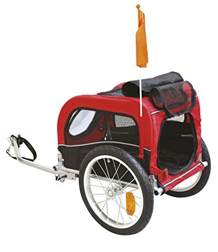 Crocitique - Remolque para Bicicleta
