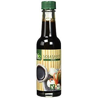 biozentrale Soja-Sauce, 6er Pack (6 x 140 ml)