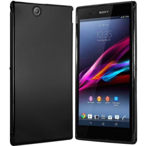 Schutzhülle für Sony Xperia Z Ultra Schwarz