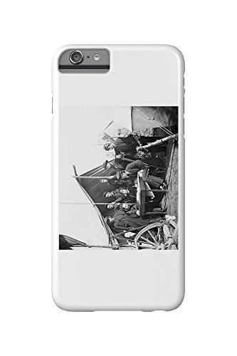 yorktown-va-topographers-at-camp-winfield-scott-civil-war-photograph-iphone-6-plus-cell-phone-case-s