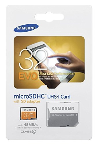 HobbyFlip Samsung Galaxy S3 32GB Micro SD Memory Card Ultra Class 10 SDHC up to 48MB s with Adapter - FAST FREE SHIPPING FROM Orlando Florida USA
