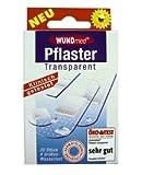 Pflaster Wunpflaster Transparent 20 Stück in 4 Größen von Wund Med
