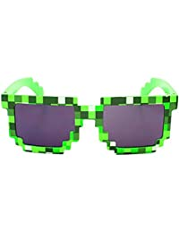 DALUCI Kids Action Game Toys Square Glasses Fashion Sunglasses Gifts For Boys Girls