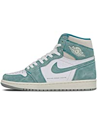 pretty nice 686ba be20a Nike Air Jordan 1 Retro High Og Men S Sh - turbo green sail-white