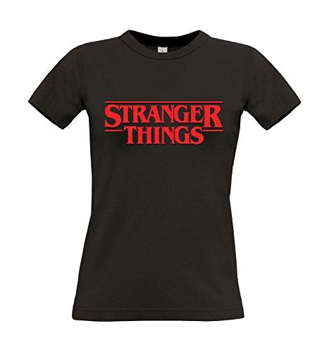 T-shirt donna stranger things, m