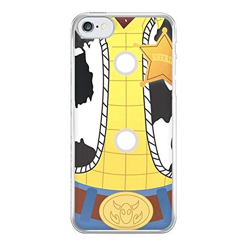 Fun Cases Woody Costume - Toy Story Phone Case - iPhone 5c Compatible