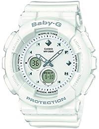 Casio Damen-Armbanduhr Baby-G Analog - Digital Quarz Resin BA-125-7AER