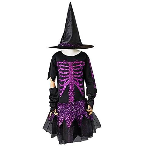 Meilleurs Costumes Squelette - Fantast Costumes Costumes de Squelette de Fille