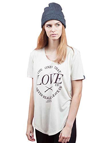 HARRY POTTER T Shirt Sirius Schwarz Quote Nue offiziell Damen Long Line