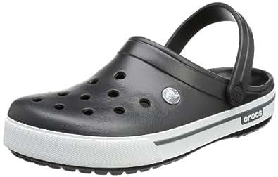 Crocs Band 2.5, Sabots mixte adulte, Noir (Black/Charcoal), EU 37-38, (US M5W7)