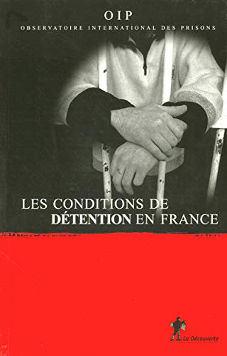 Les conditions de détention en France, rapport 2005