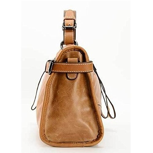 GetThatBag® Sasha Cuoio genuino delle donne Taylor borsa - Metallizzato Beige / Grey Metallic / Verde / Tan Brown / Talpa / Brown / Embossed Brown / Metallic Blue / Red Wine / esercito verde / verde Metallic Blue