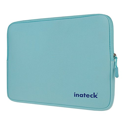 inateck-15-156-inch-water-repellent-neoprene-laptop-sleeve-protective-case-teal
