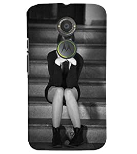 GADGET LOOKS PRINTED BACK COVER FOR Motorola Moto X (2nd Gen) MULTICOLOR